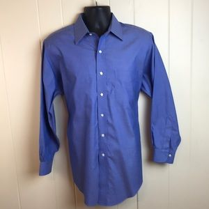 3/$27 Brooks Brothers Blue Button Down Shirt